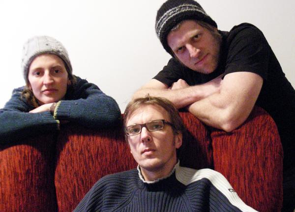 The Heavy Tools cun Casper Nicca, Patrizia Caviezel e René Zimmermann.