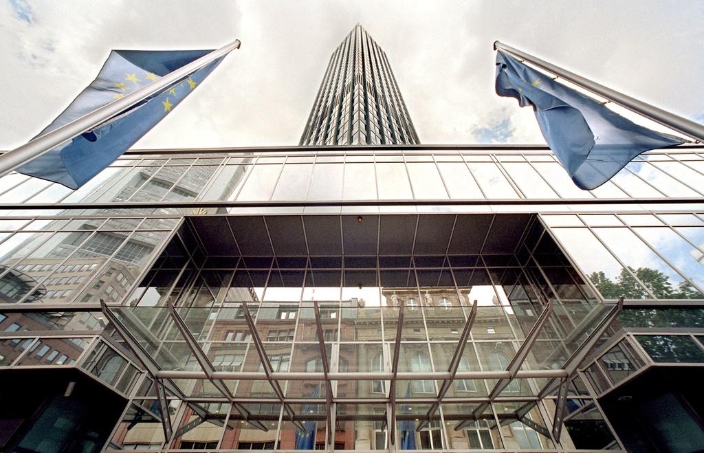Banca europeica zentrala.