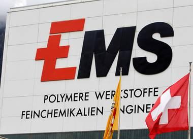 L'EMS Chemie noda 450 milliuns francs svieuta en ils emprims 3 mais da l'onn current.