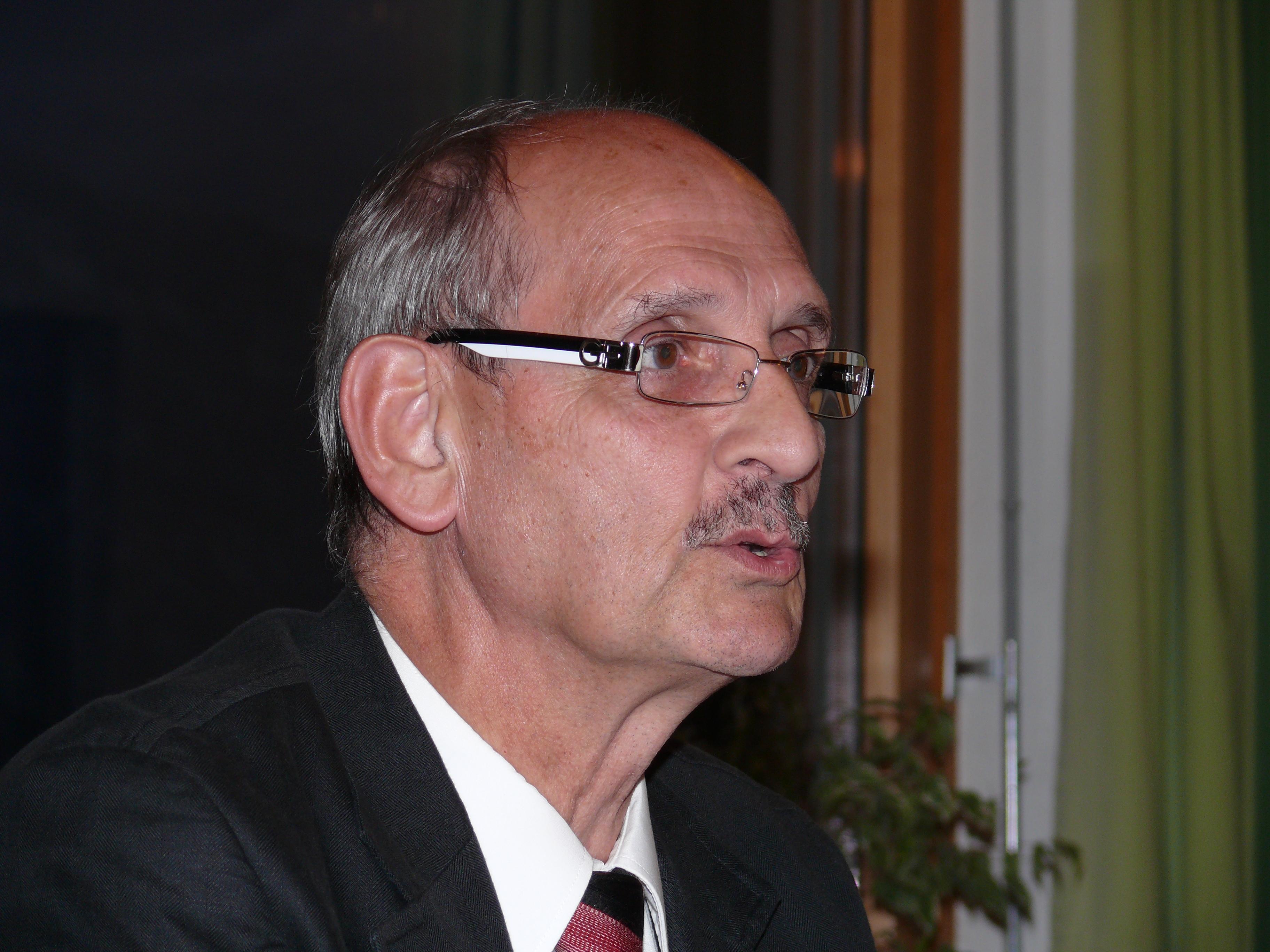 Il president da La Pro Lucmagn, Aldo Tuor.
