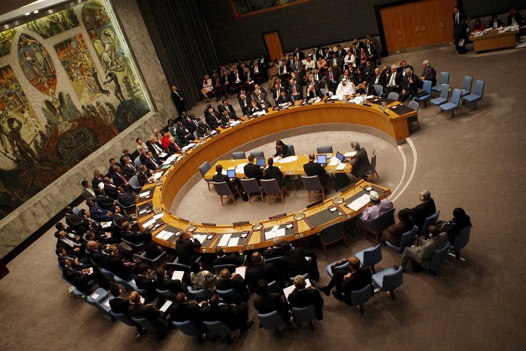 Il cussegl da segirtad ha approvà unaninamain la resoluziun da trametter observaturs en la Siria.