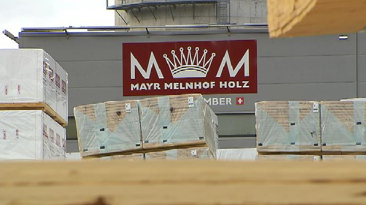 Ils 15 da december 2010 ha la Mayr Melnhof inoltrà il concurs a l'uffizi da concurs dal district Plaun.