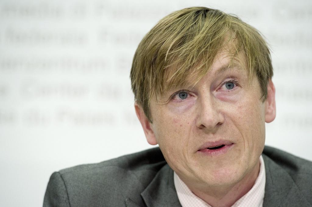 Stefan Meierhans, survegliader da pretschs.