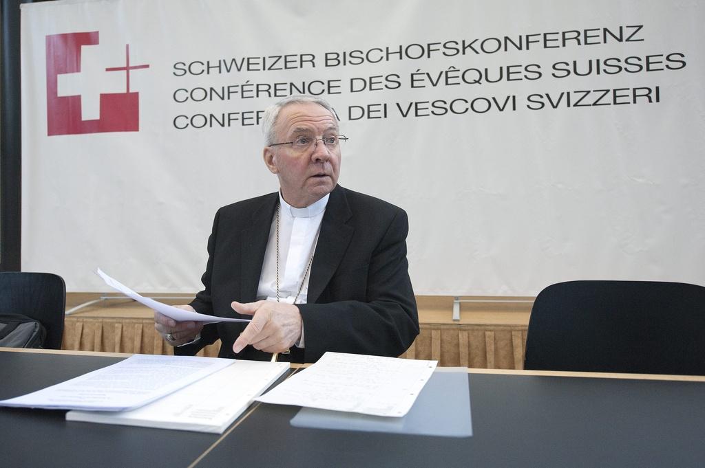 Norbert Brunner, president da la conferenza episcopala da la Svizra