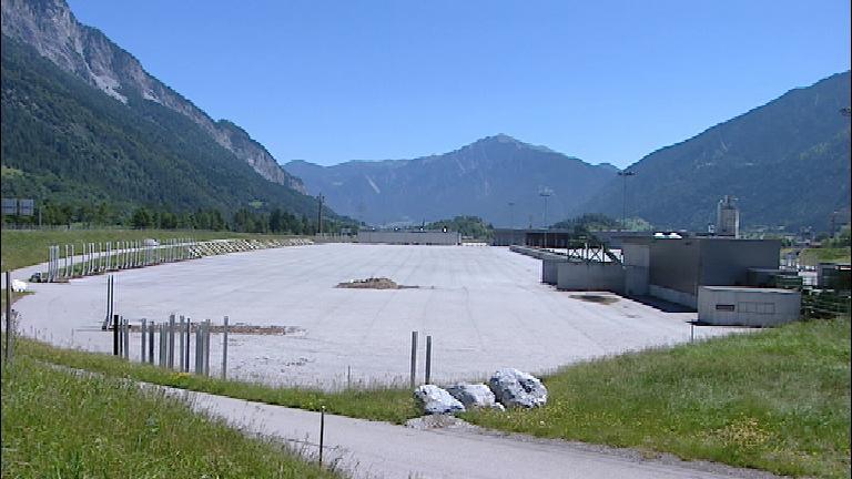 La Klausner Holz Thüringen GmbH cumpra la resgia gronda a Domat.