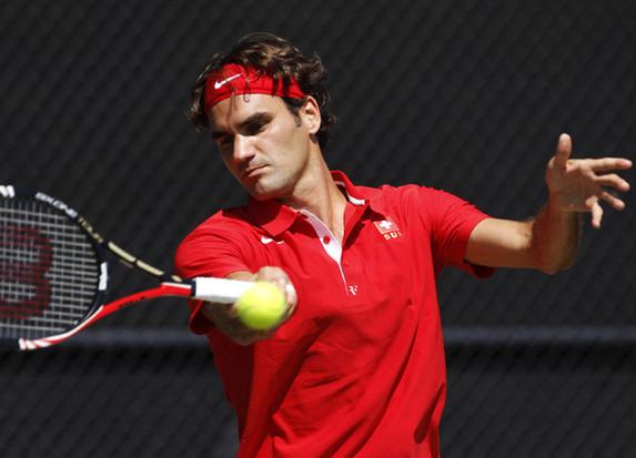Il team svizzer ha gì pers l'onn passà il Davis Cup cunter l'Australia.