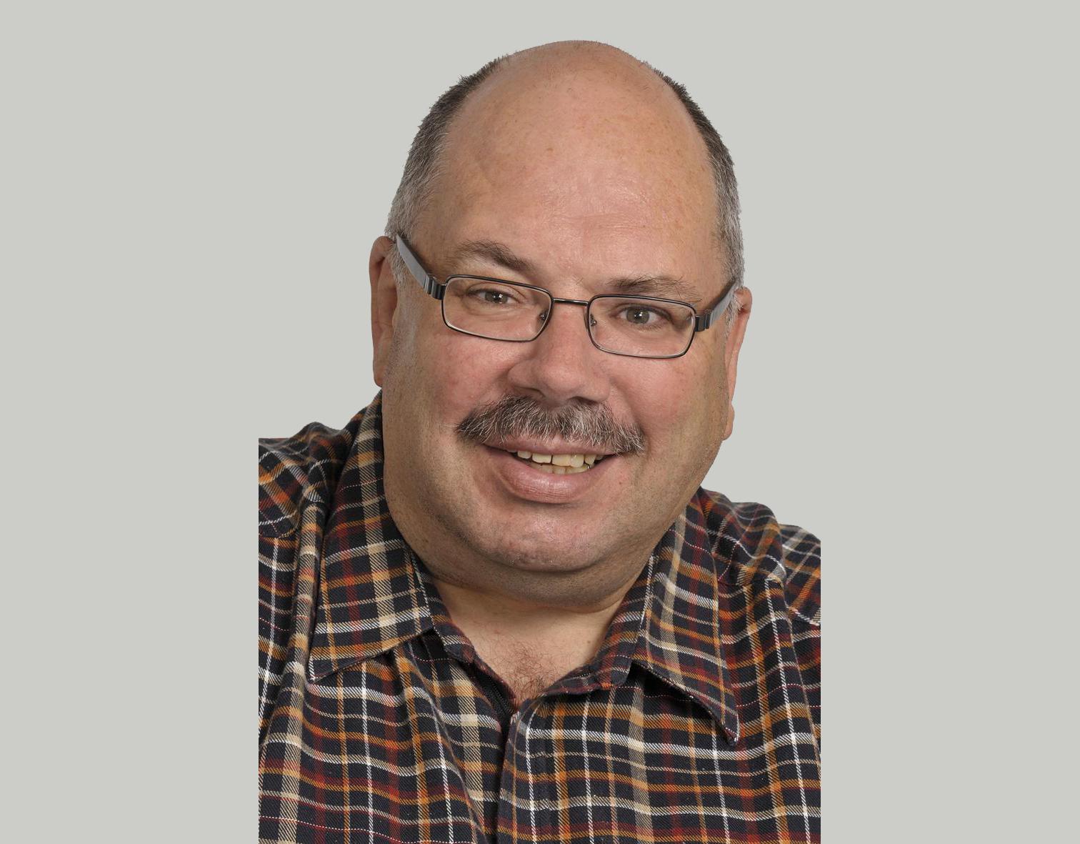 Martin Cabalzar, il schefredactur da La Quotidiana.