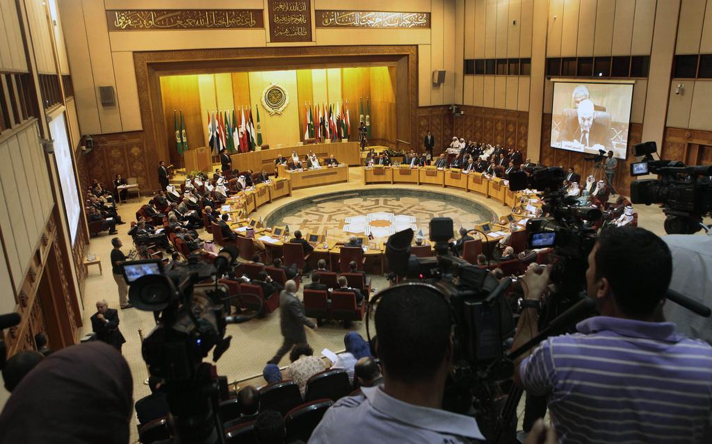 Er l'opposiziun da la Siria duai pudair daventar commembra da la liga araba.