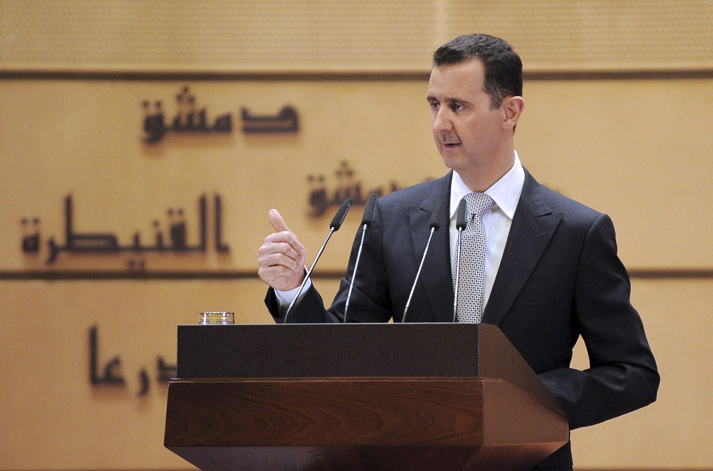 Il president da la Siria, Baschar al-Assad, lascha anc adina attatgar las citads da l'opposiziun.