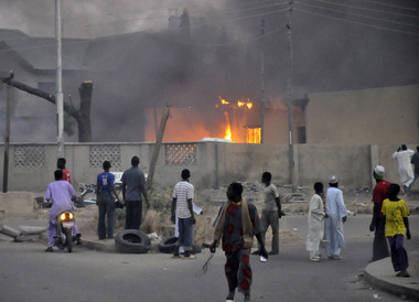 archiv: Las autoritads suspectan che la gruppaziun terroristica islamica saja responsabla per l'attatga.