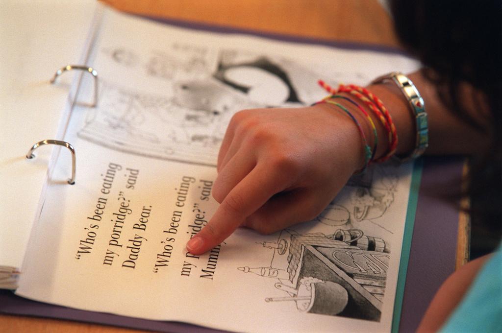 Ils adherents da l'englais sco emprima lingua estra en scola primara han annunzià ina iniziativa.