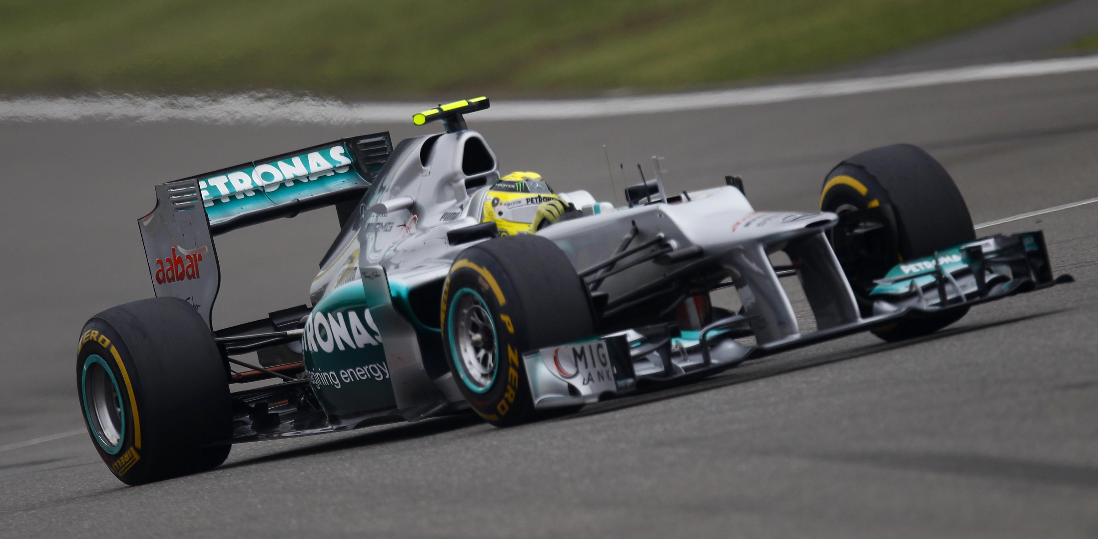 Il pilot da Mercedes, Nico Rosberg, ha gudagnà il Grond Premi.