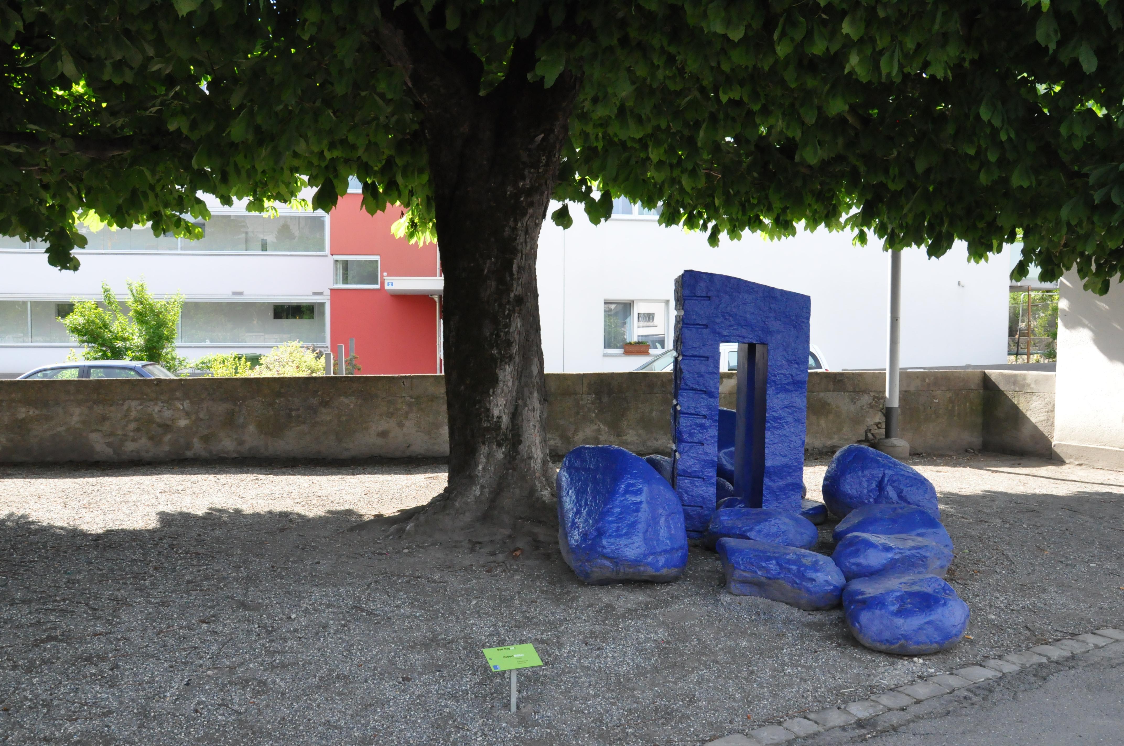 Impressiun da l'exposiziun Bad RagARTz 2012