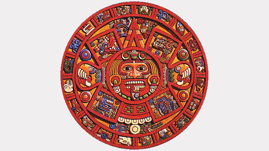 Il chalender dals Mayas