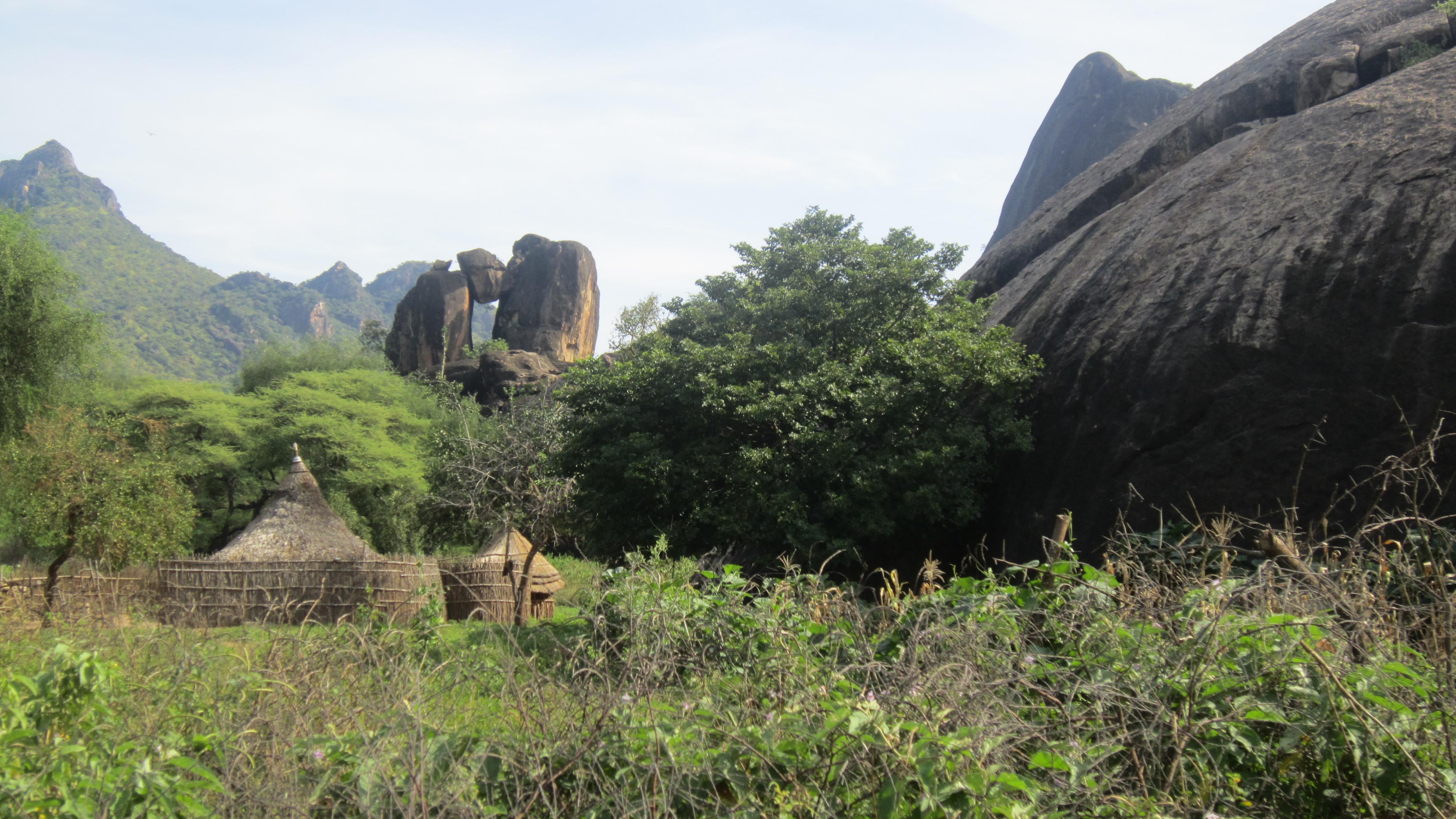 Grip sper il camp a Kimatong.