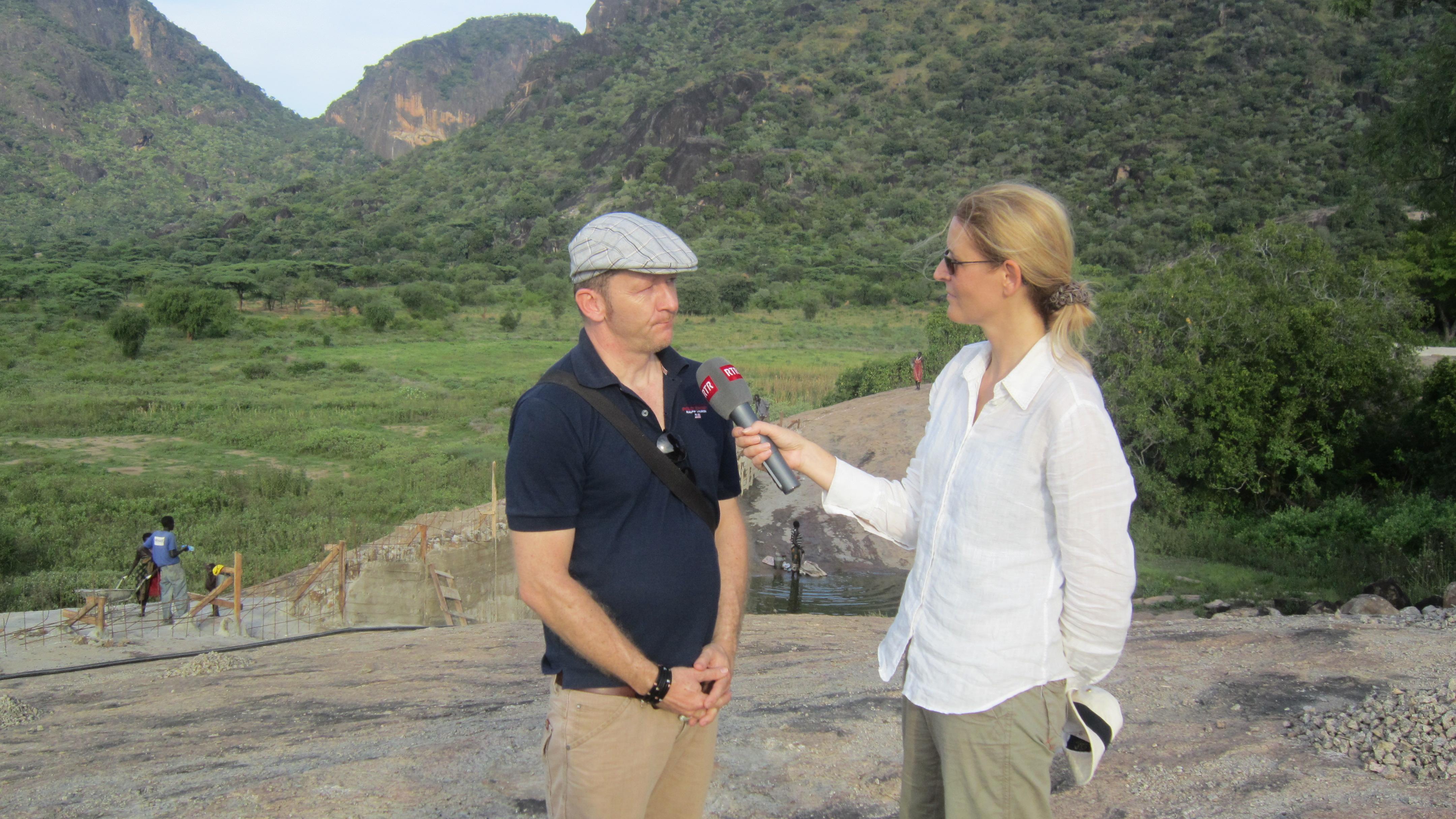 Intervista cun Martin Jaberg.
