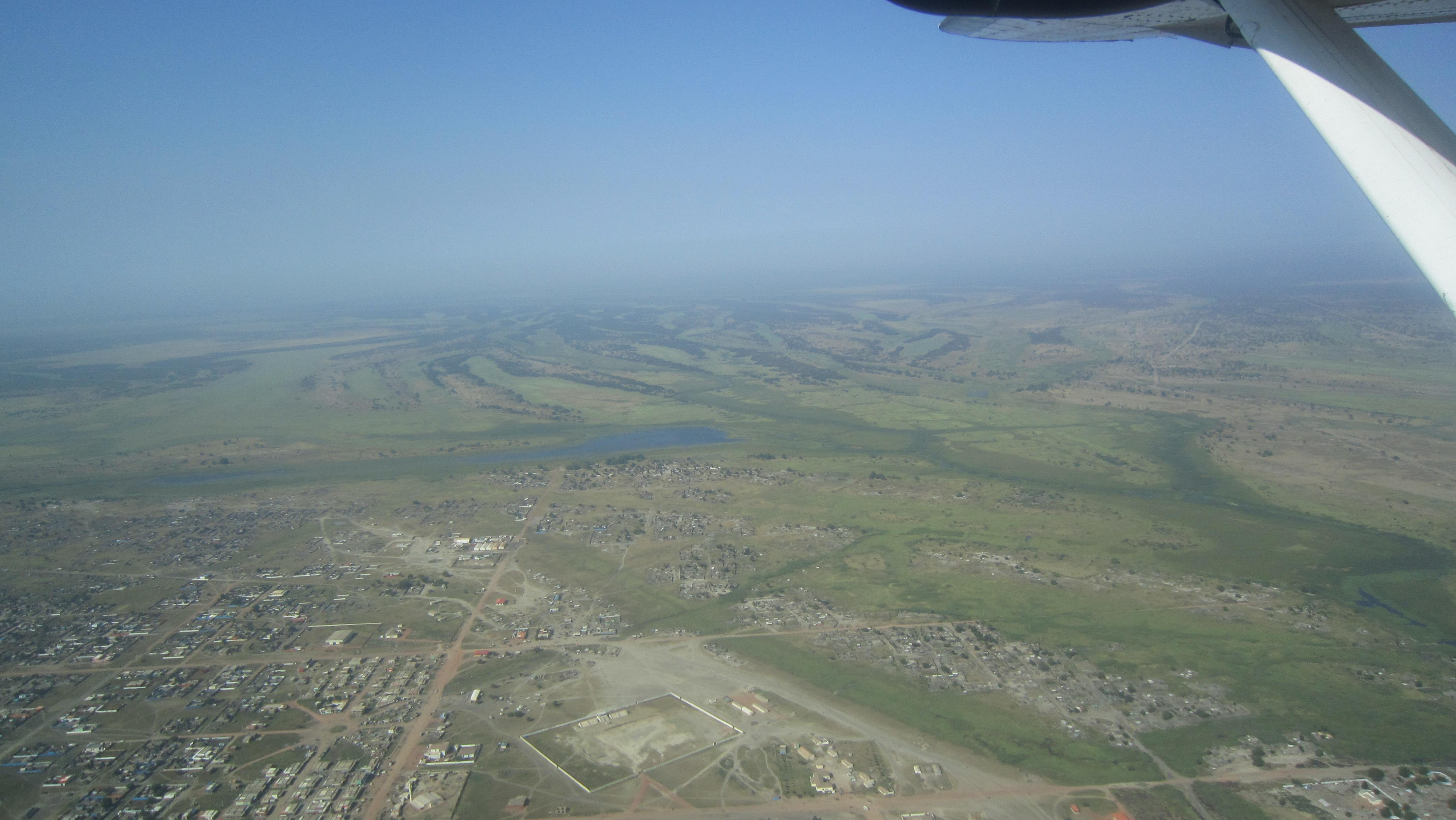 Sgol da Bentiu a Juba.