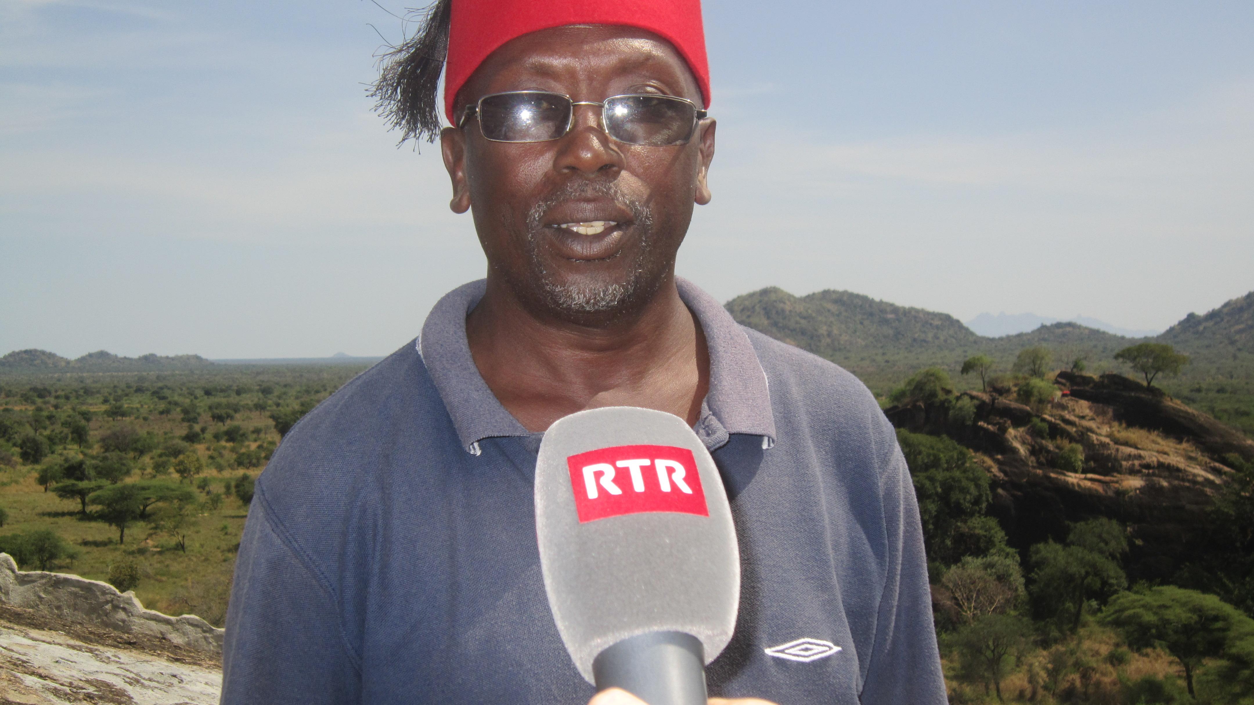 Ivongo Musembi, manader tecnic.