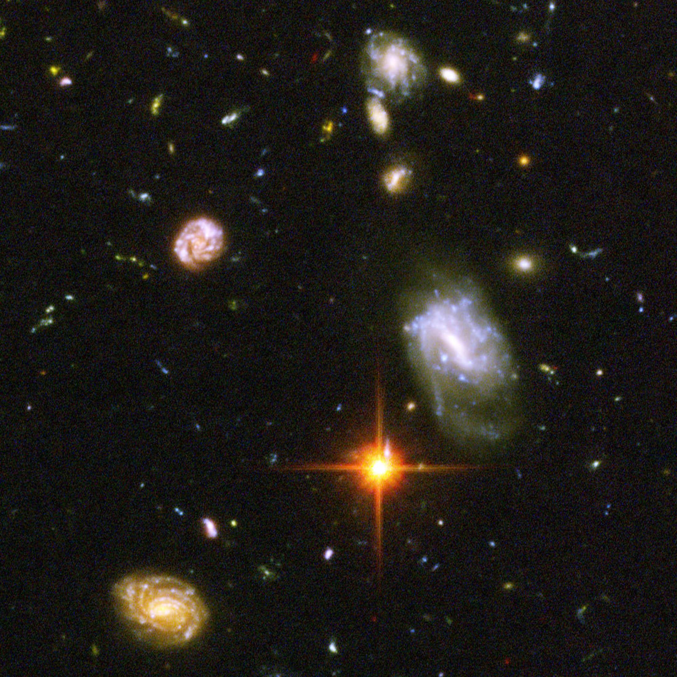 L'univers e las stailas ha adina fascinà ils umans.
