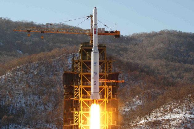 Il december aveva la Corea dal Nord fatg in test d'ina racheta a lunga distanza.