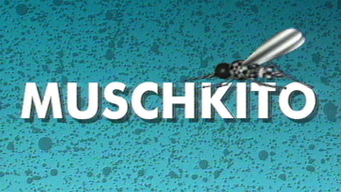 Logo da l'emissiun Muschkito.
