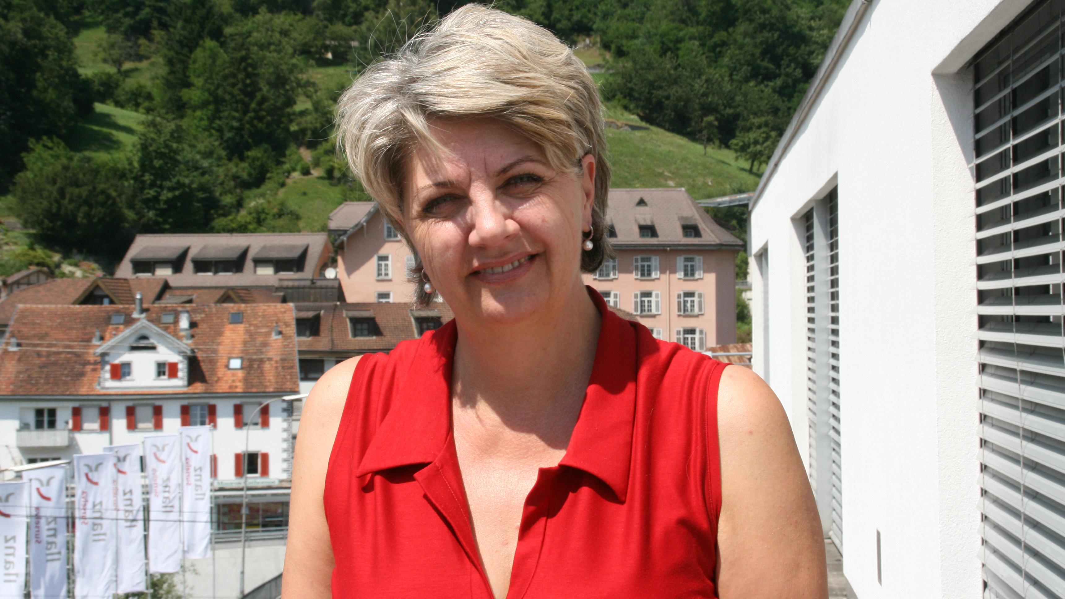 Monica Hänny.