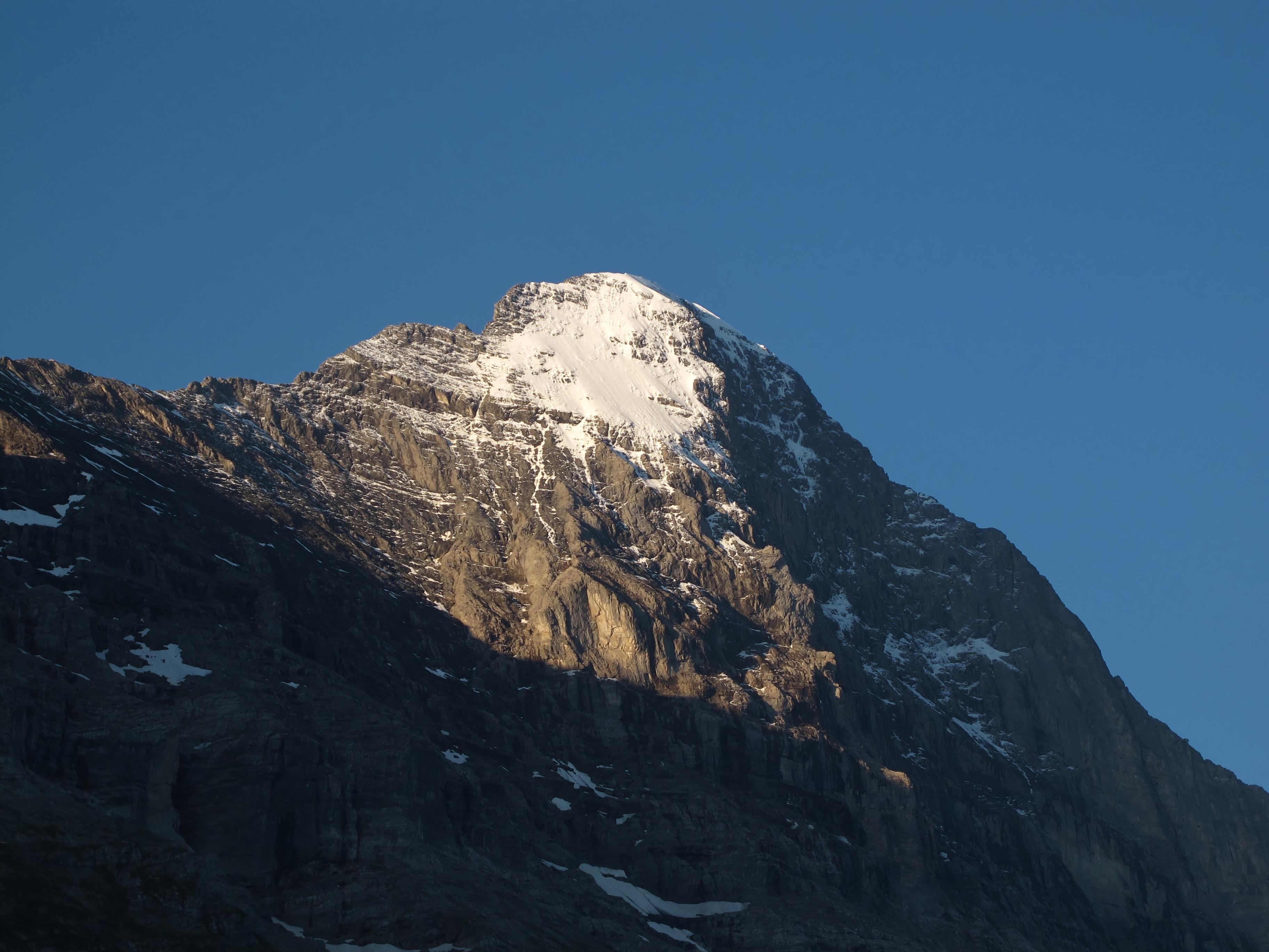 Piz dal Eiger.