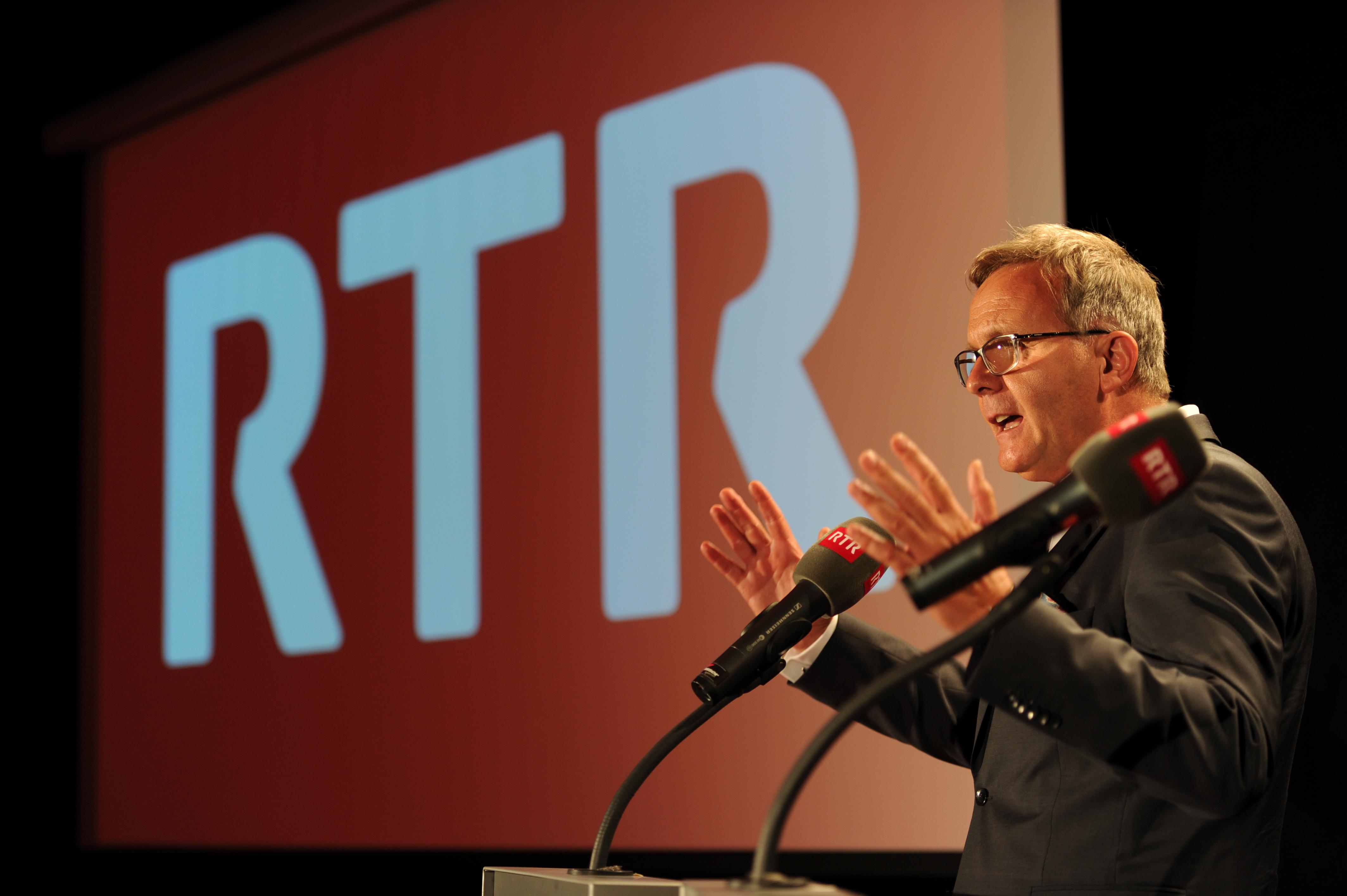 Mariano Tschuor, directur RTR.