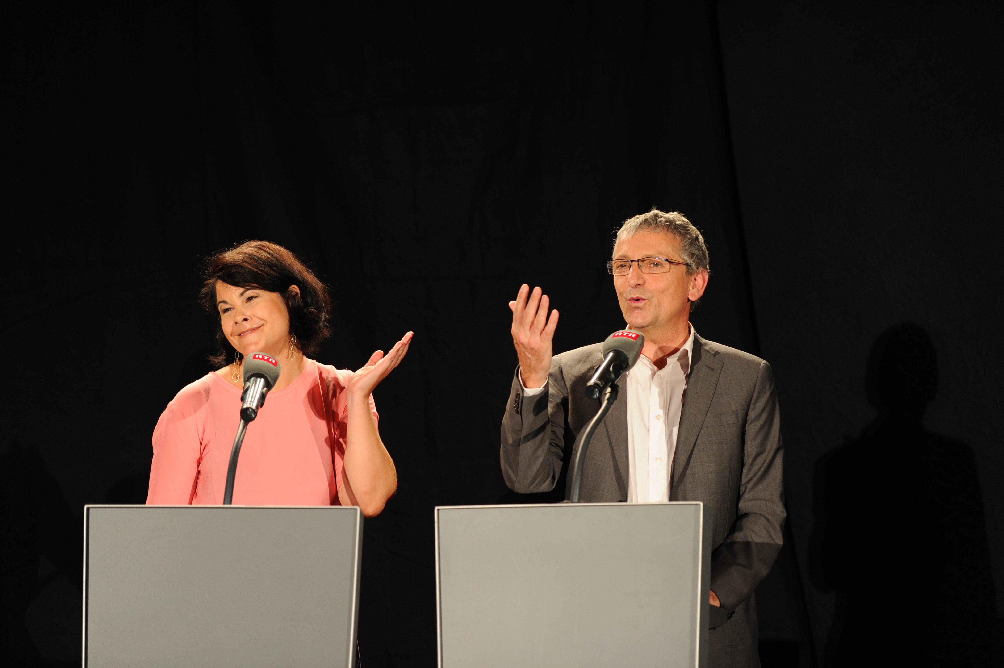 "...Tonia Maria Zindel e René Spescha: ""Bütschins""!"