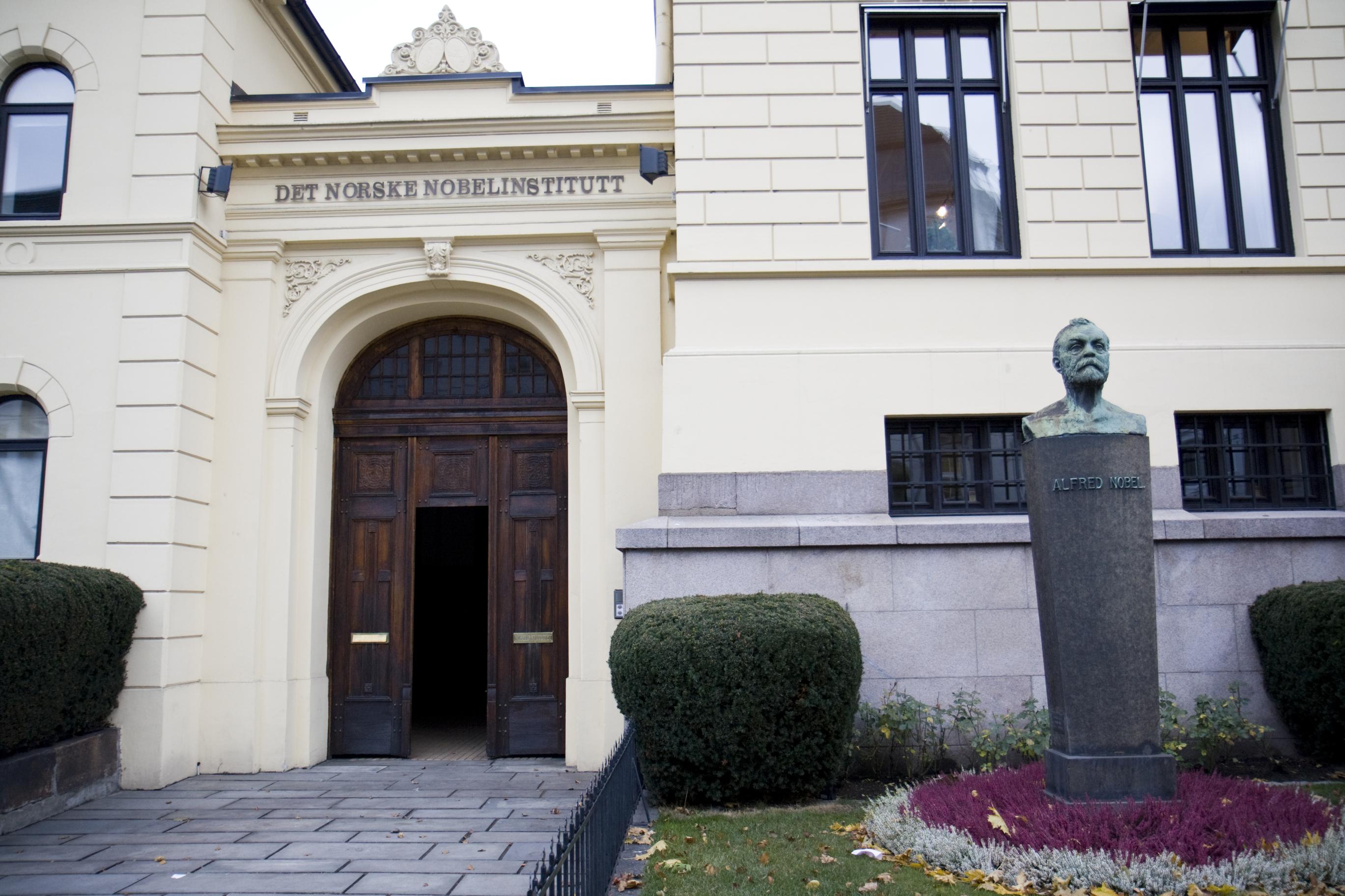 Il premi Nobel da pasch vegn surdà ad Oslo.