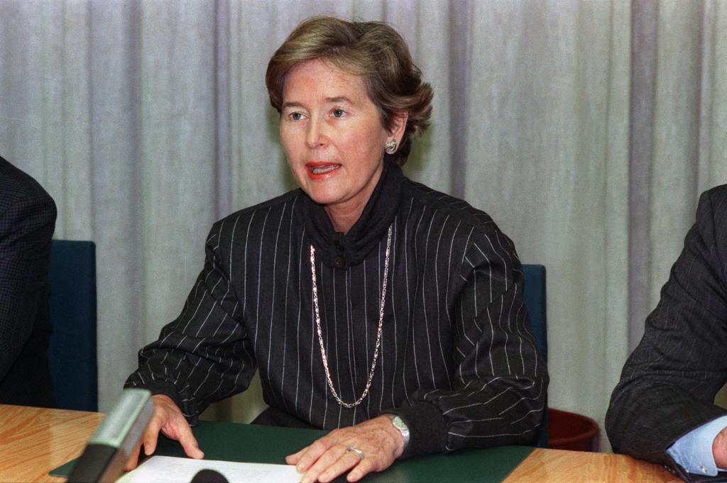 Elisabeth Kopp.
