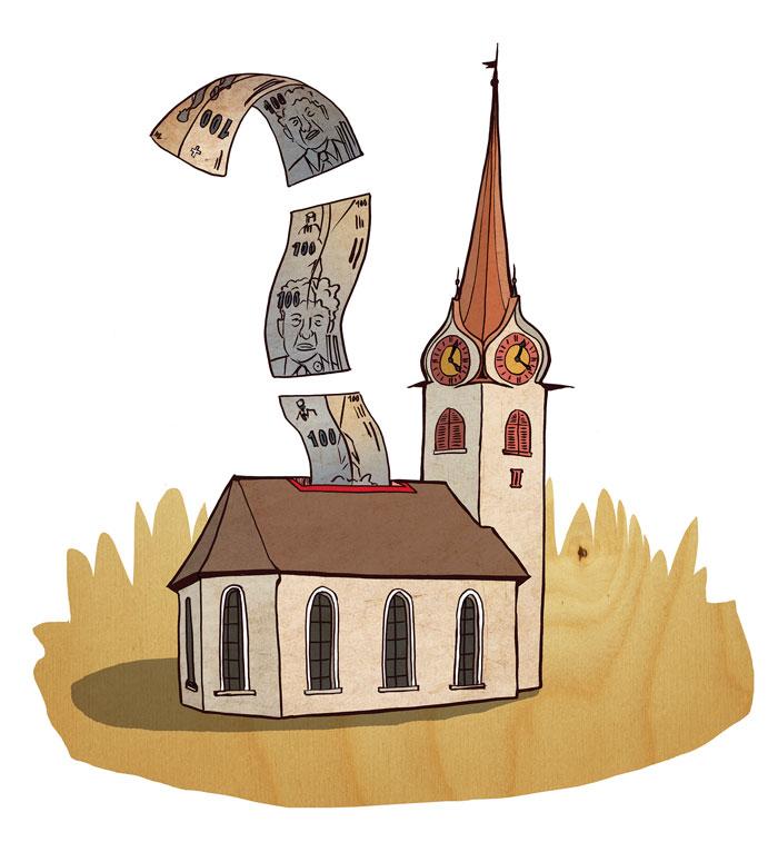zur Kirchensteuerinitiative.