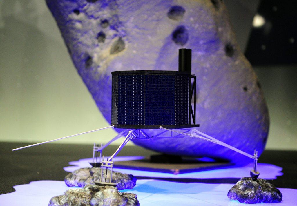 Space Rosetta.
