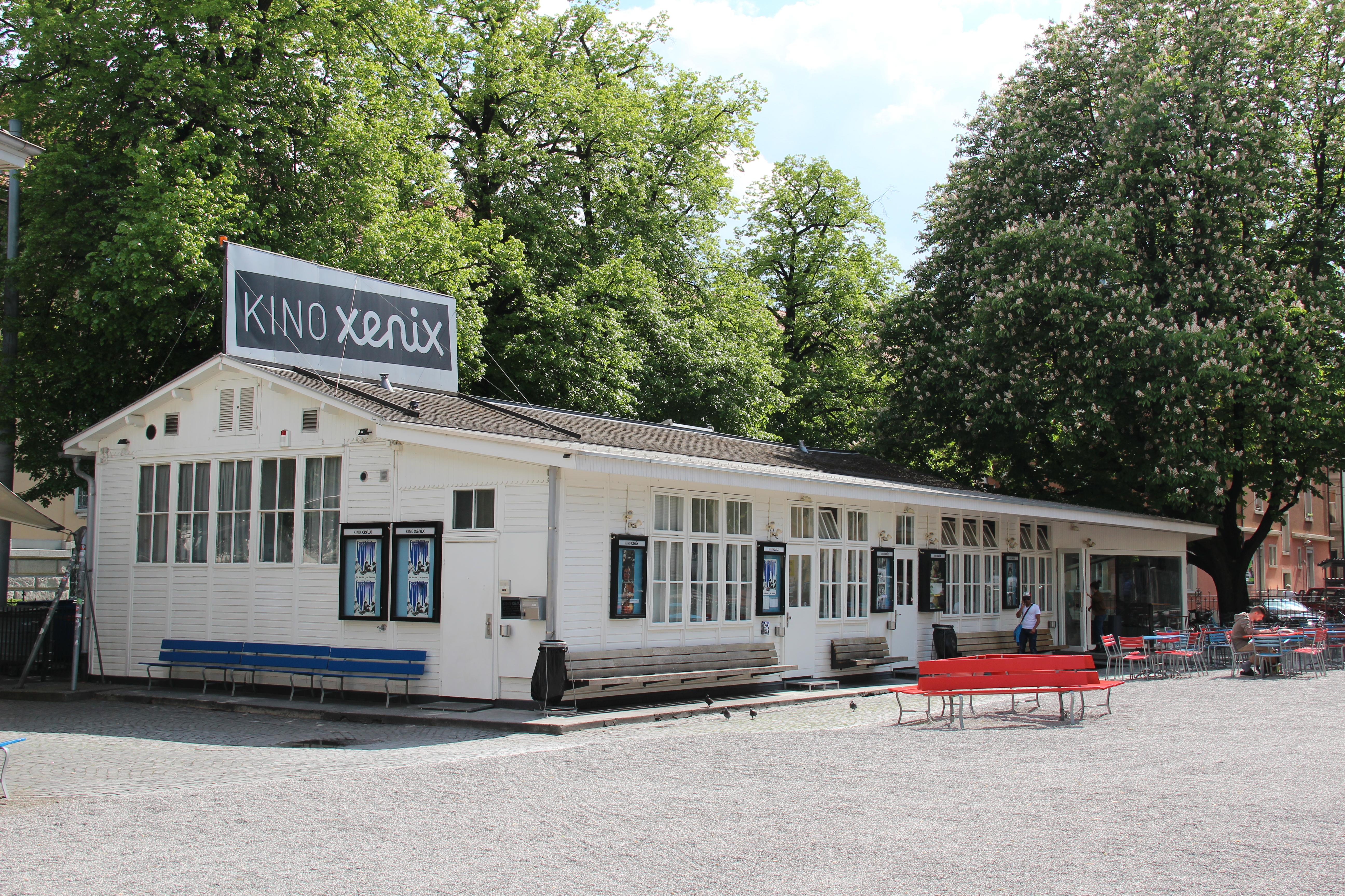 Kino Xenix a Turitg.