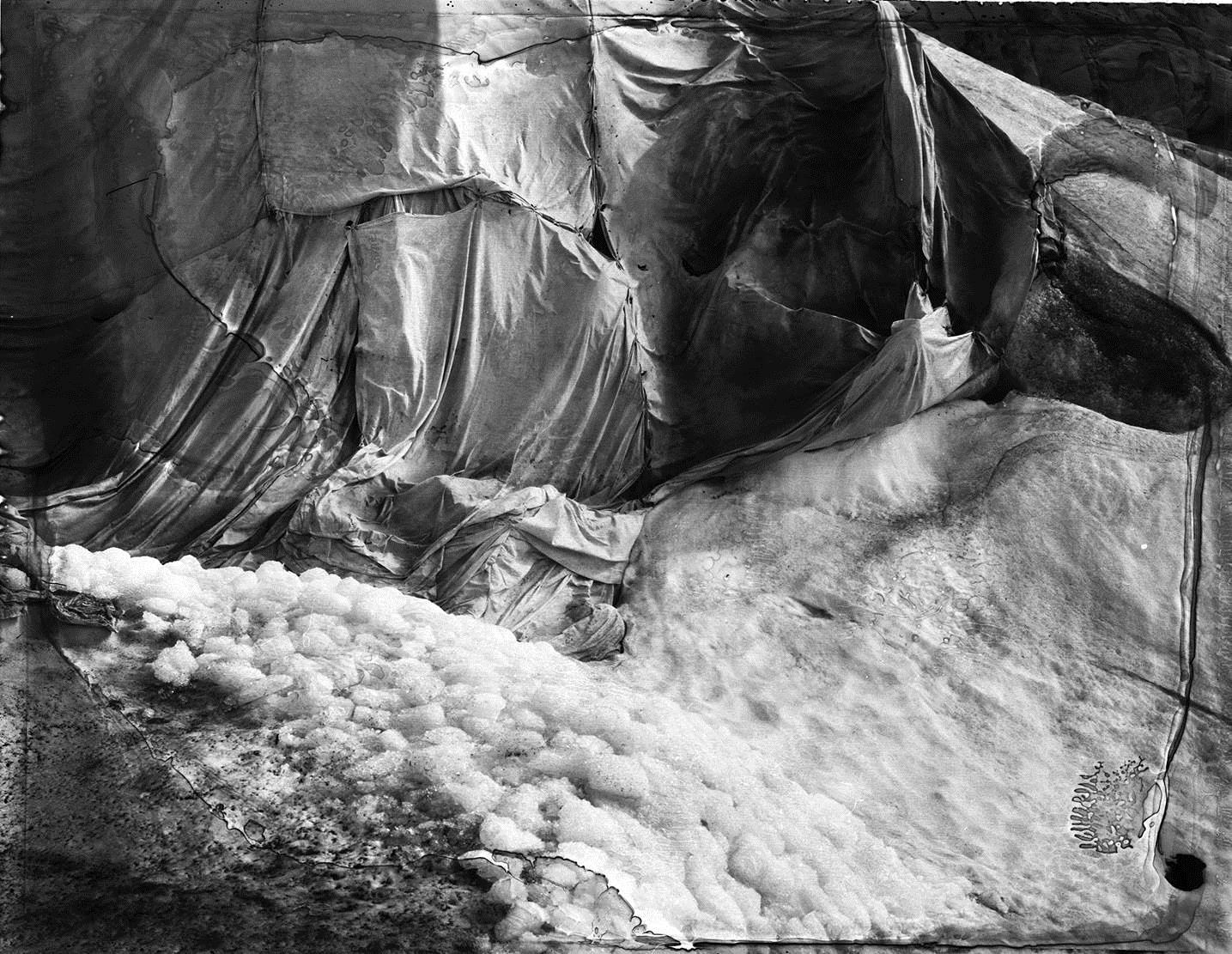 Fotografia d'Ester Vonplon: Gletschermilch, 2013.