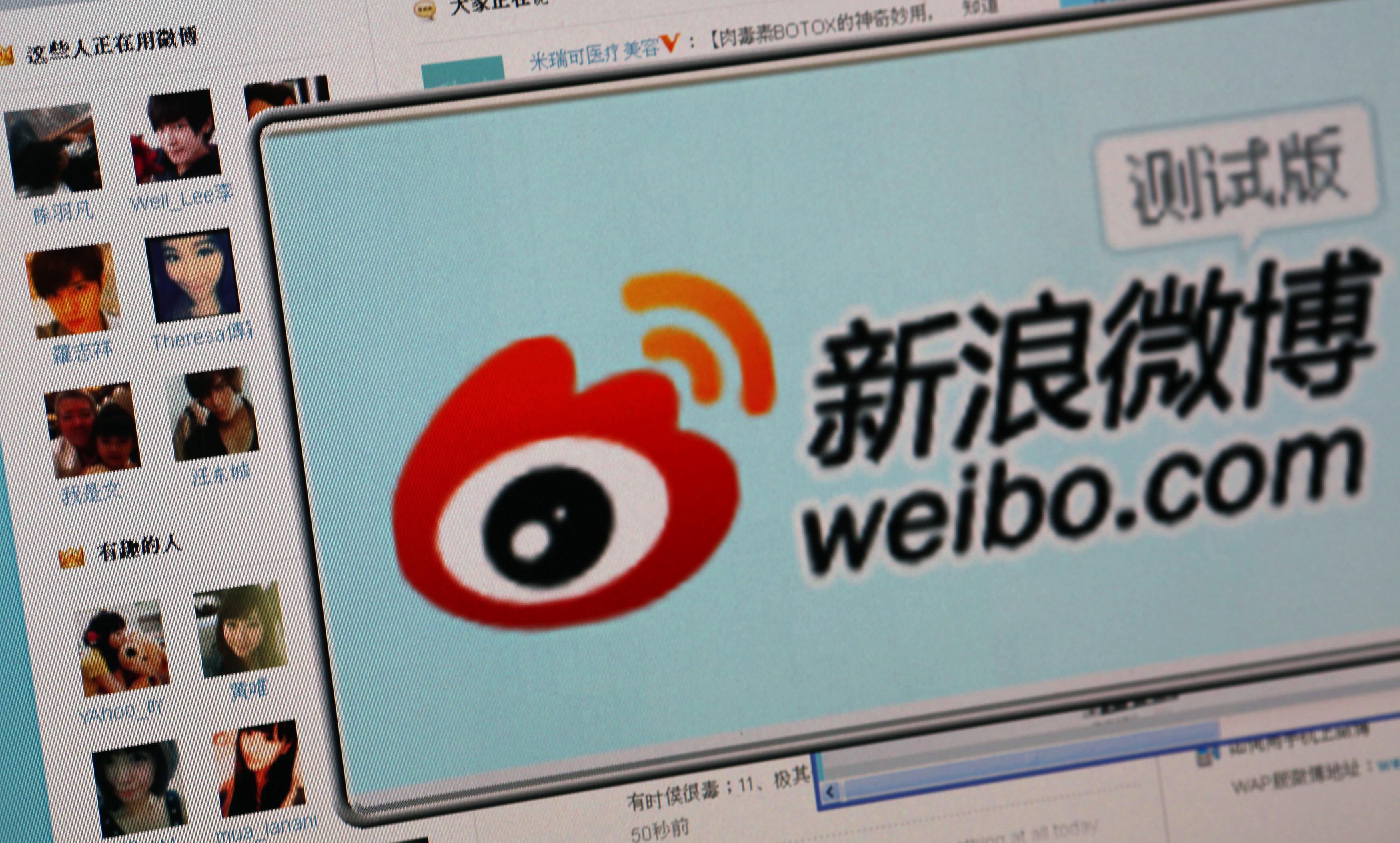 Da preschent ha Weibo passa 129 milliuns users activs.