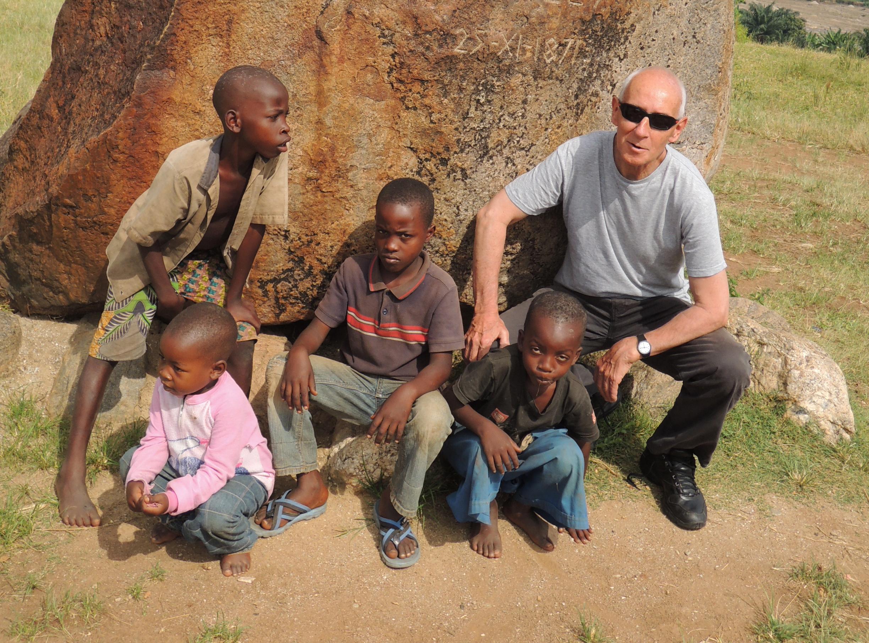 Clau Lombriser ha vivì e lavurà 10 onns a Kigali en Ruanda.