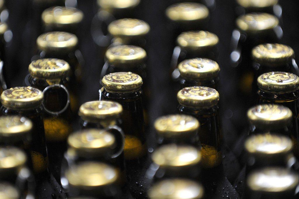 En Svizra vegn importà 26% da tut la biera che vegn consumada.