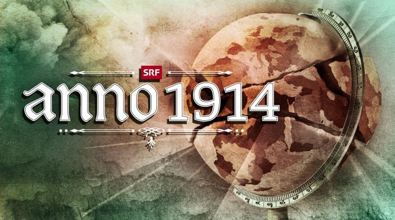 Seria istorica dal SRF «anno 1914».