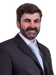 Gian Sonder  - president communal da Albula/Alvra.