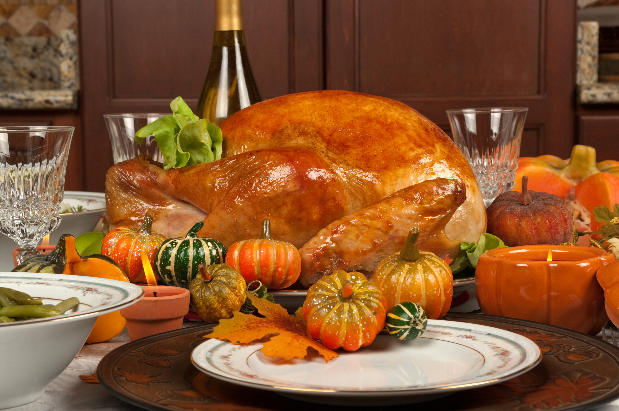 Thanksgiving vala en l'America sco la pli gronda festa da famiglia.