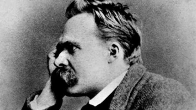 Il filosof tudestg, Friedrich Nietzsche.