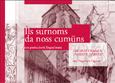 """Preschentaziun dal cudesch """"Ils surnoms da noss cumüns"""""""