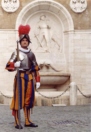 Gardist svizzer