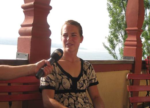 Intervista cun Angelina Casanova